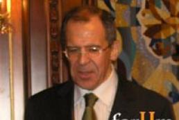 Lavrov thanked Tarasyuk for good work