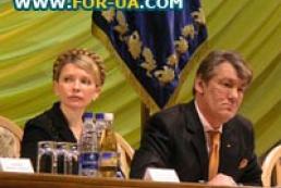 Yushchenko does not have time for Tymoshenko