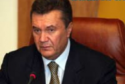Yanukovych warned governors