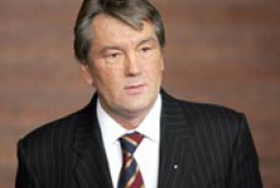 Yushchenko stands for improvement of investment climate in Ukraine