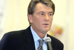 Yushchenko honored 13-year-old rescuer