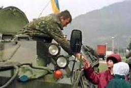 Ukraine increased army financing