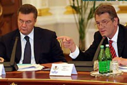 Yushchenko will defend himself from Yanukovych's accusations
