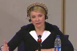 Tymoshenko: Elections will pension Moroz off