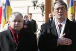 Ukraine President arrived in Plock