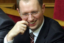 Georgian FM congratulated Yatsenyuk on his new appointment