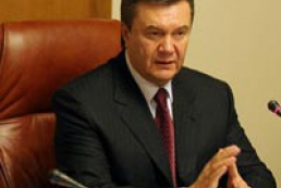 Yanukovych pleased with high level of democracy in Ukraine