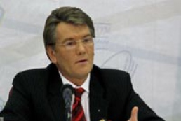 Yushchenko does not intend to make a compromise