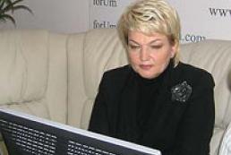 Bogatyryova named three Yushchenko's mistakes