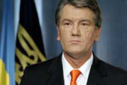 Yushchenko firmly stands for his position