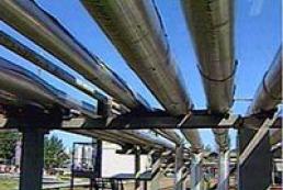 Gas pipeline Urengoy-Pomary-Uzhhorod accident control performed