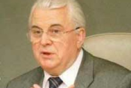 Kravchuk joins the working group