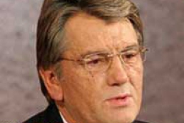 Victor Yushchenko promises to name elections' date