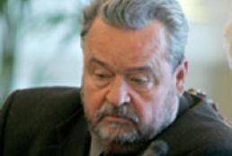 Plyushch made statement on Ukraine-Russia relations