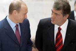 President met Russian leader