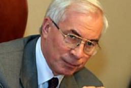 Azarov hopes to come on European level of inflation