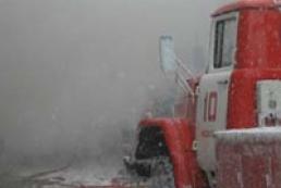 Terrible accident in Lviv region