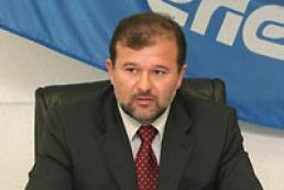 Baloha urges Rudkovsky to resign