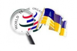 Ukraine's accedence to the WTO is undecided?