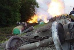 Violation of railway work caused phosphorus accident?