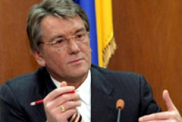 Yushchenko wishes elections to be fair