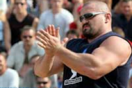 Ukrainian strongmen have become champions