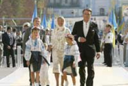 President congratulates Ukrainians on Independence Day