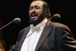 President condoles with family of Pavarotti