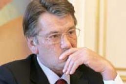 Yushchenko's article in Silski Visti