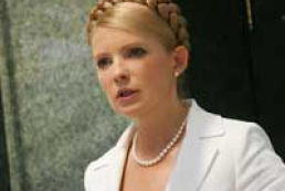 Tymoshenko: Honestly about the main