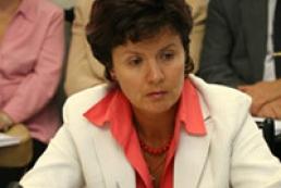 Stavniychuk holds press briefing