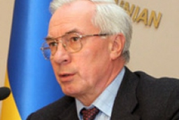 Azarov: We reduces GDP share