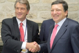 Yushchenko is pleased with relations development with the EU