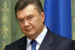 Yanukovych visits Zhytomyr region