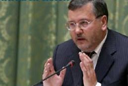 Hrytsenko crossed out plans of Rudkovsky