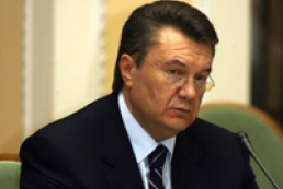 Yanukovych will not permit officials to enrich themselves at the expense of people