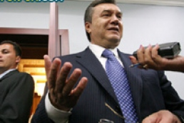 Yanukovych explained why PR set tents in Maydan