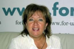 Vitrenko calls not to trust exit-polls