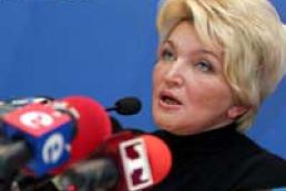 Bohatyryova is ready to congratulate Tymoshenko