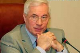 Azarov: Ukrainians will not suffer from gas price increase