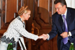 Tymoshenko is ready to share positions with Yanukovych