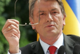 Yushchenko asks Europe to support Ukraine on the way to NATO