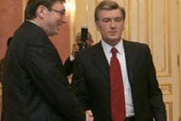 Yushchenko does not want orange coalition?
