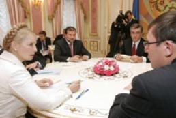 "Yushchenko calls ""oranges"" not to waste time"