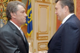 President asks Yanukovych to take care of Ukrainian schools abroad.