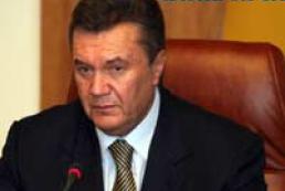 Yanukovych: Budget-2008 is under threat