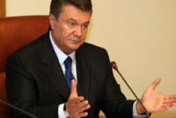 Yanukovych accuses opposition in destabilization of political situation