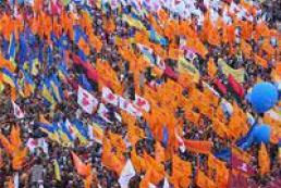 "Kyiv to celebrate anniversary of ""Orange"" revolution"