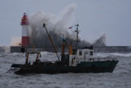 Russia estimated ecological damage in Kerch channel