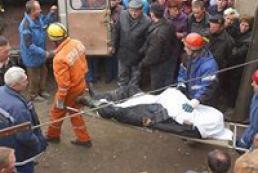 Rescue works in Zasyadko mine continue